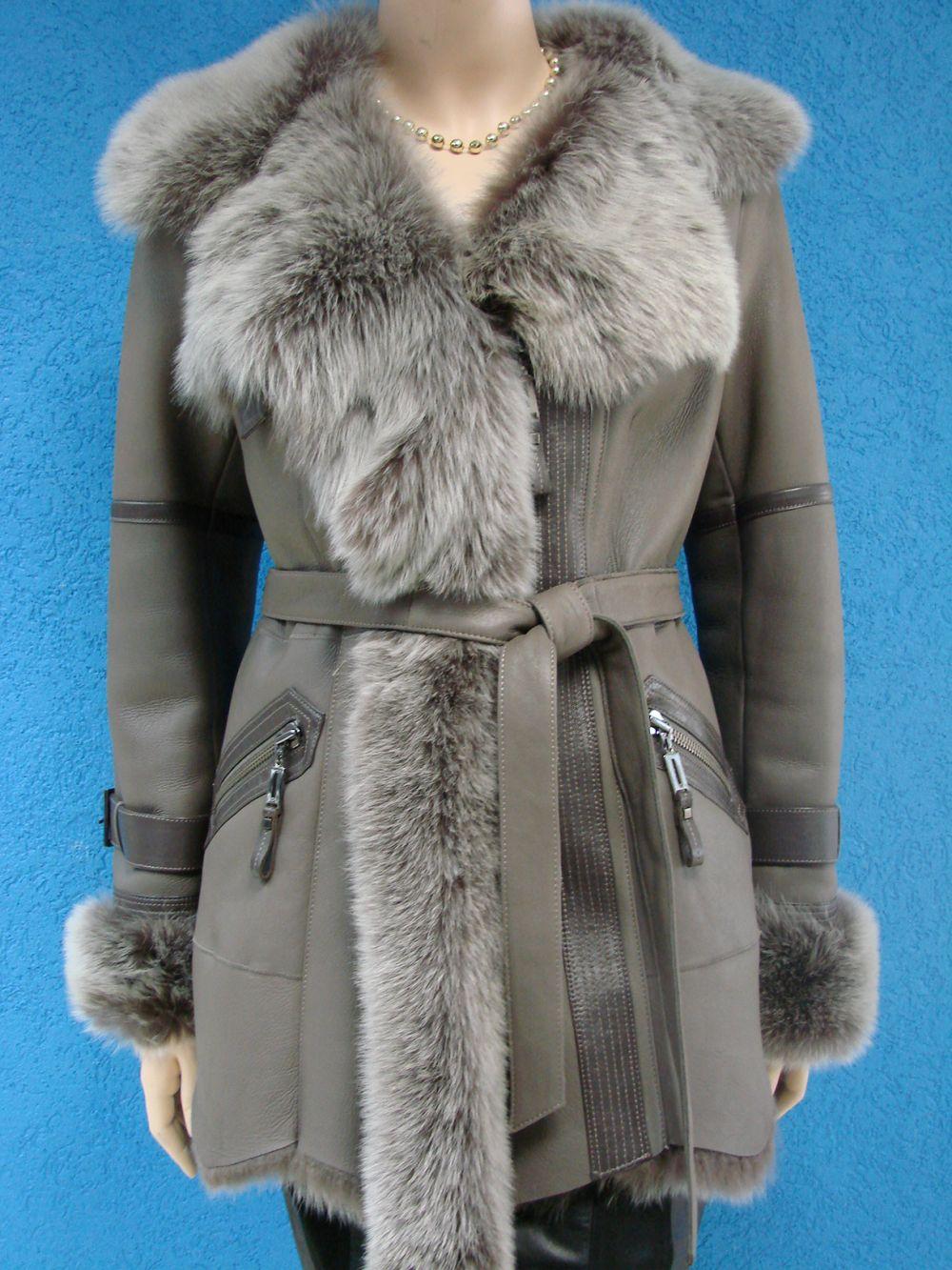 Женская Одежда Дубленки